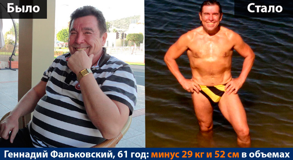 Геннадий Фальковский Бодихэлз фото