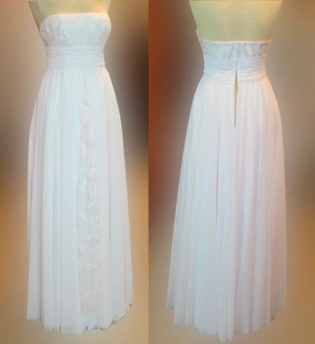 Свадебные платья своими руками 1
