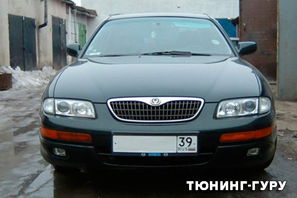 Так автомобиль выглядел до тюнинга - Тюнинг Гуру Михаил Октысюк
