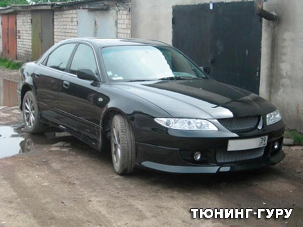 Так автомобиль выглядит после тюнинга - Михаил Октысюк