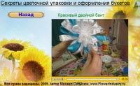 Бонус # 1. Как делать банты своими руками, а не покупать их на фирмах - Михаил Октысюк